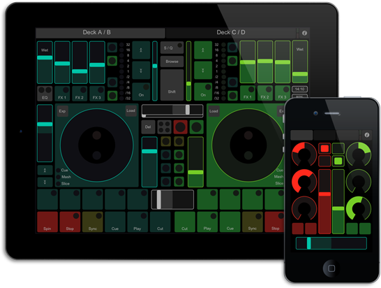 Touchosc 1 9 0 for android and ios out now visual society for Touchosc templates ableton